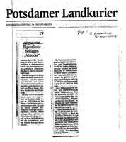 """Altanschließer/-eigentümer beklagen """"Abzocke"""" des WAZV"""