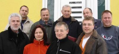 Gründungsmitglieder der BiWiS.